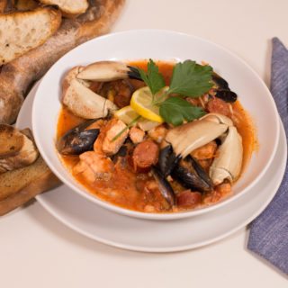 Cioppino – made in a Swedish Style