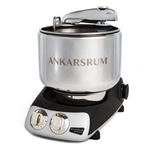 A Swedish made Ankarsrum mixer.  Perfect for making sourdough bread.