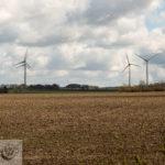 Wind Machines (turbines) everywhere.