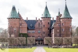 Trolleholms slott (Castle) in Svalöv Kommun (county), Sweden.