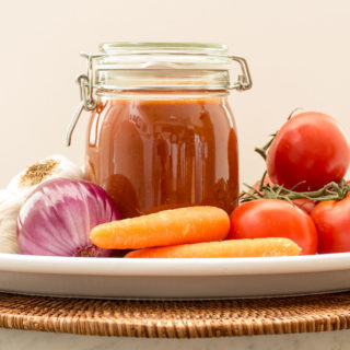 Basic Marinara (Tomato) Sauce