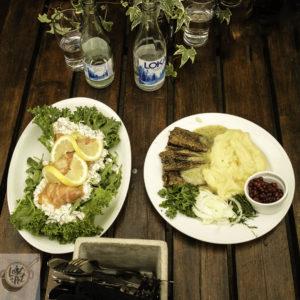 Lunch at Dagmars.