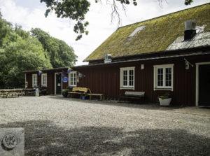Bjork's fish smokehouse.