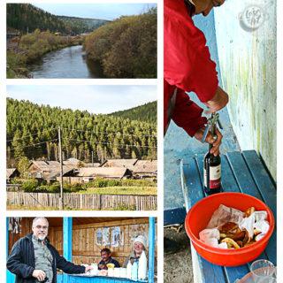 Siberian Memories of a Dacha, Banya & Russian Belyashi