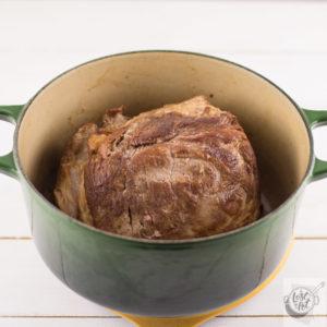 Image of browned pork roast.