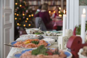 Ham, herring and merryThe Swedish Julbord   Lost in a Pot